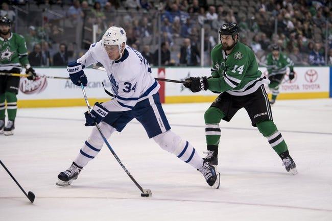 Toronto Maple Leafs vs. Dallas Stars - 3/14/18 NHL Pick, Odds, and Prediction