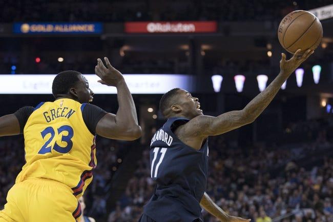 Minnesota Timberwolves vs. Golden State Warriors - 3/11/18 NBA Pick, Odds, and Prediction