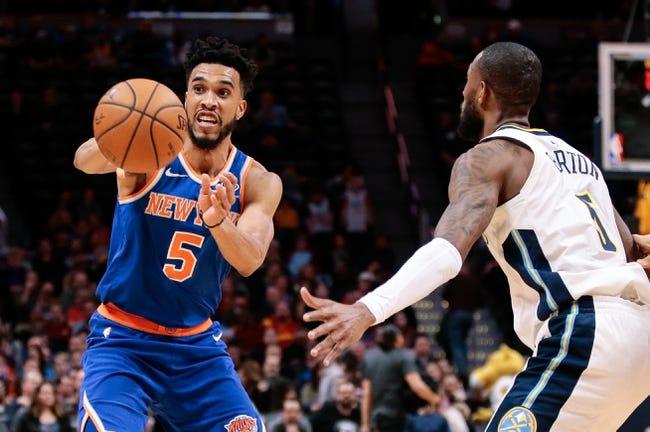 NBA | New York Knicks (9-28) at Denver Nuggets (23-11)