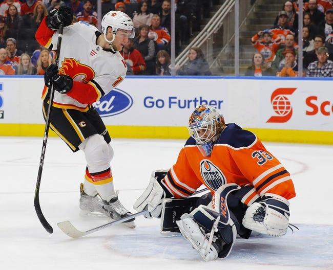 Calgary Flames vs. Edmonton Oilers - 3/13/18 NHL Pick, Odds, and Prediction
