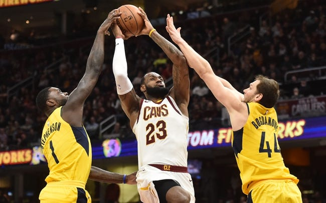 2018 NBA Playoffs: Position-By-Position Breakdown Of Cleveland Cavaliers-Indiana Pacers