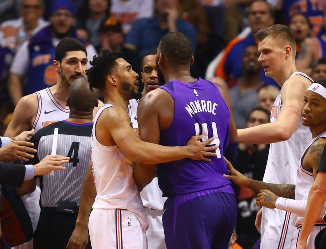 NBA | Phoenix Suns (6-24) at New York Knicks (9-22)