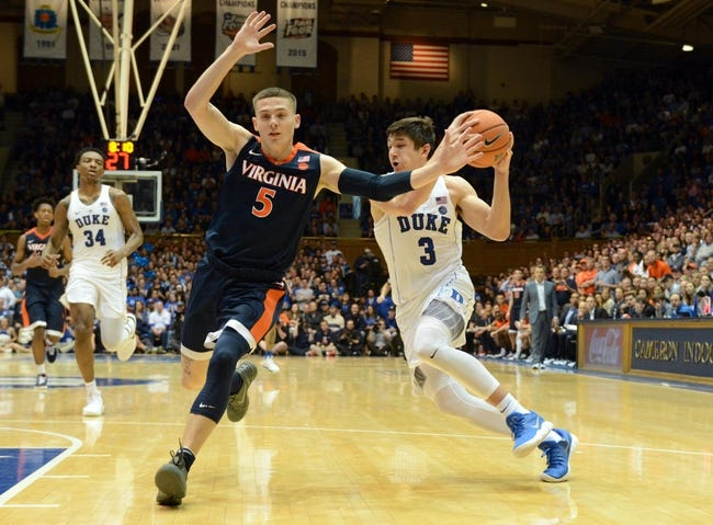 NCAA BB | Virginia at Duke