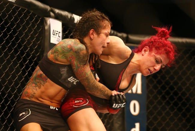 Nina Ansaroff vs. Randa Markos UFC on Fox 30 Pick, Preview, Odds, Prediction - 7/28/18