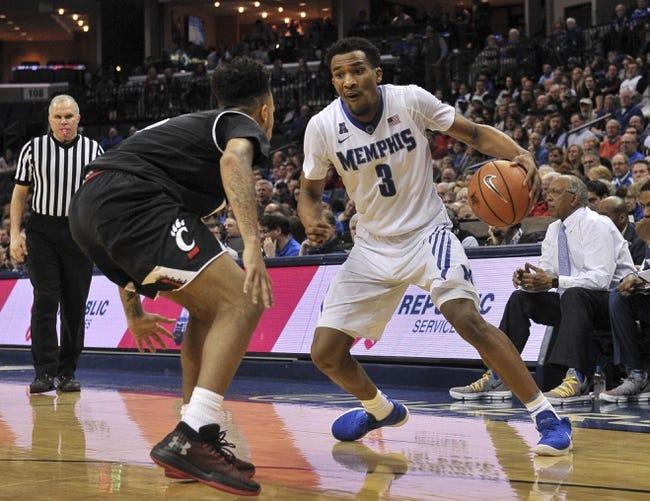 NCAA BB | Cincinnati at Memphis