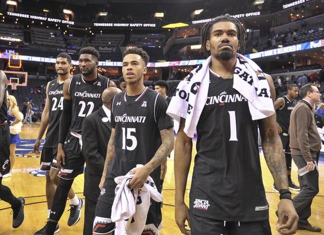 Cincinnati vs. Houston - 3/11/18 College Basketball Pick, Odds, and Prediction