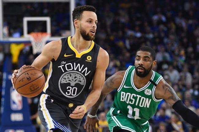 NBA | Boston Celtics at Golden State Warriors