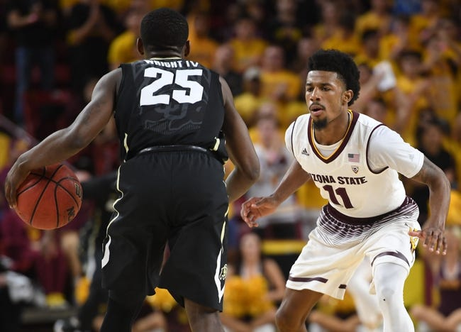 Colorado vs. Arizona State - 3/7/18 College Basketball Pick, Odds, and Prediction