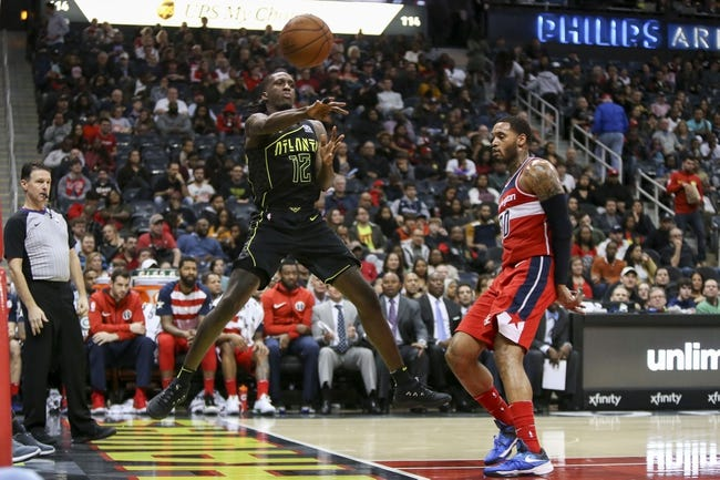 Washington Wizards vs. Atlanta Hawks - 4/6/18 NBA Pick, Odds, and Prediction
