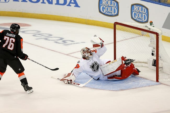 Nashville Predators vs. Calgary Flames - 2/15/18 NHL Pick, Odds, and Prediction