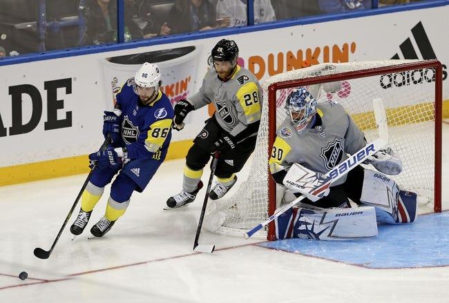Tampa Bay Lightning vs. New York Rangers - 3/8/18 NHL Pick, Odds, and Prediction