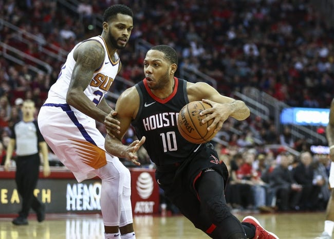 Houston Rockets vs. Phoenix Suns - 3/30/18 NBA Pick, Odds, and Prediction