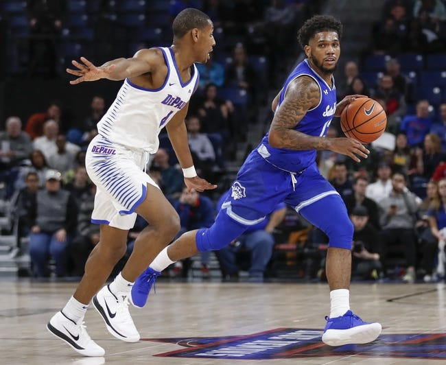 Seton Hall vs. DePaul - 2/18/18 College Basketball Pick, Odds, and Prediction