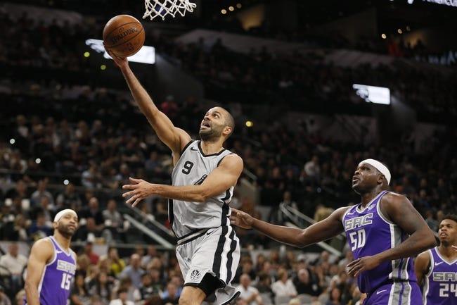 San Antonio Spurs vs. Sacramento Kings - 4/9/18 NBA Pick, Odds, and Prediction
