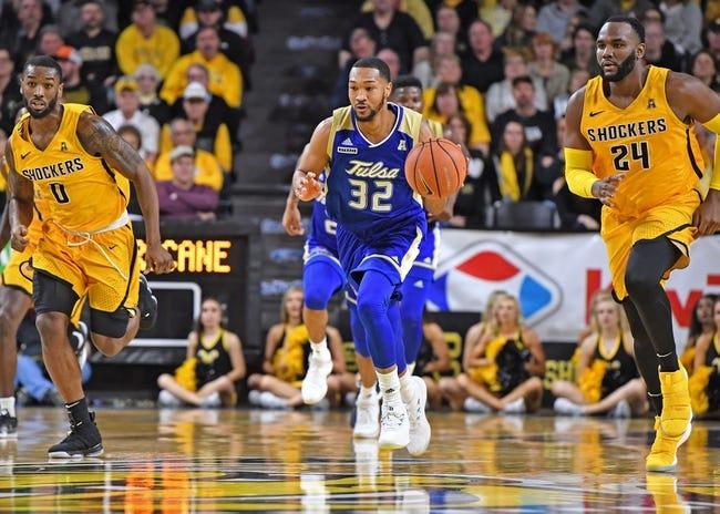 NCAA BB | Tulsa at Wichita State