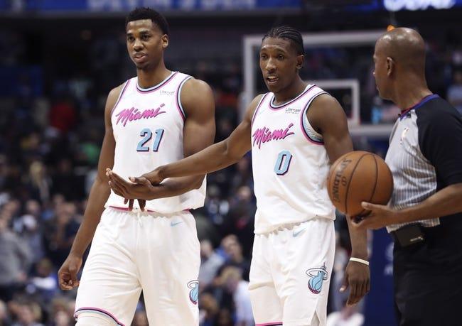 NBA | Miami Heat at Dallas Mavericks