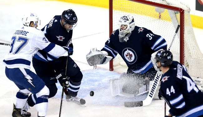 NHL | Tampa Bay Lightning (25-7-1) at Winnipeg Jets (21-9-2)