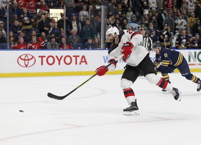 NHL | New Jersey Devils at Buffalo Sabres