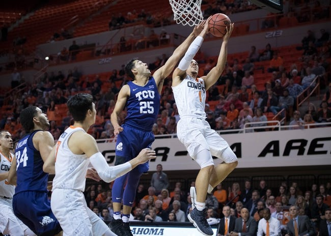 TCU vs. Oklahoma State - 2/17/18 College Basketball Pick, Odds, and Prediction