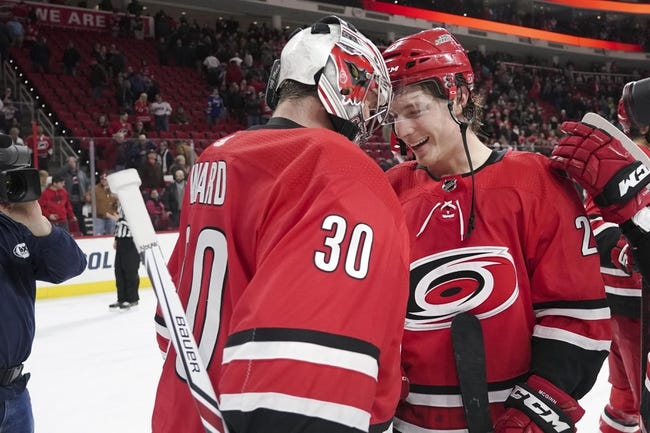 Carolina Hurricanes vs. Ottawa Senators - 3/26/18 NHL Pick, Odds, and Prediction