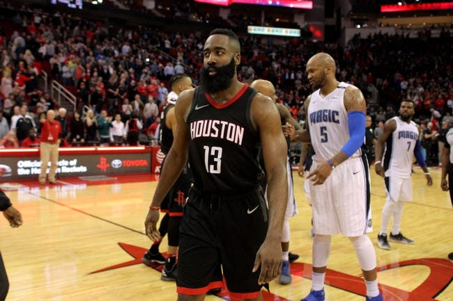 NBA | Houston Rockets at Orlando Magic
