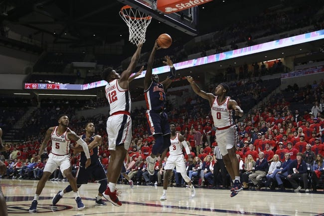 NCAA BB | Auburn at Ole Miss