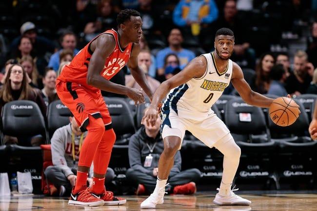Toronto Raptors vs. Denver Nuggets - 3/27/18 NBA Pick, Odds, and Prediction