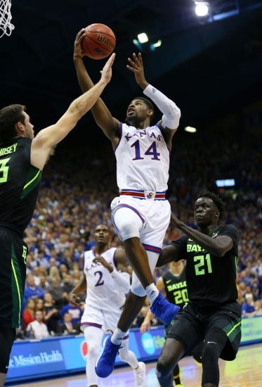 Baylor vs. Kansas - 2/10/18 College Basketball Pick, Odds, and Prediction