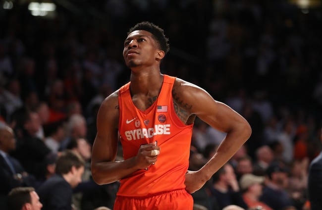 NCAA BB | Georgia Tech at Syracuse
