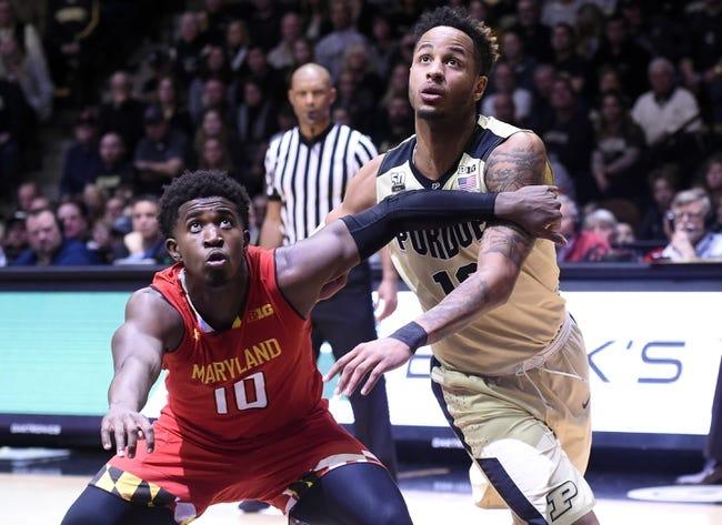 NCAA BB | Maryland Terrapins (7-1) at Purdue Boilermakers (5-3)