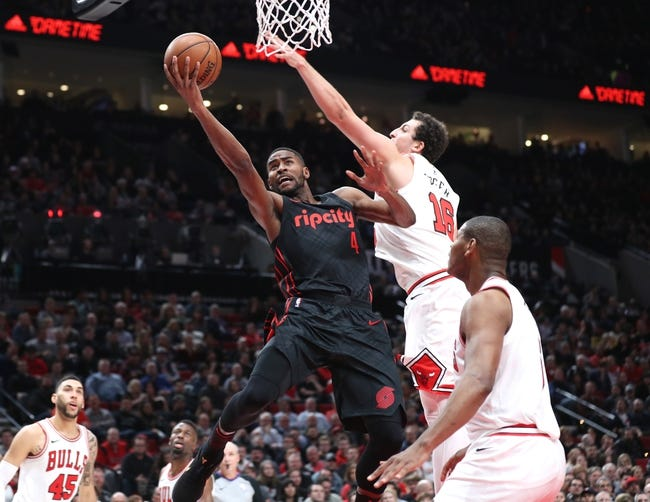 NBA | Chicago Bulls at Portland Trail Blazers