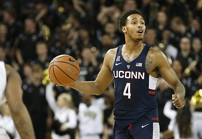 Connecticut vs. Tulsa - 2/15/18 College Basketball Pick, Odds, and Prediction