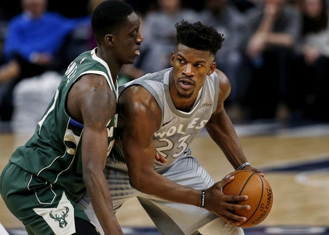 Minnesota Timberwolves vs. Milwaukee Bucks - 10/26/18 NBA Pick, Odds, and Prediction