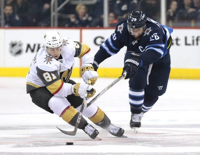 Winnipeg Jets vs. Vegas Golden Knights - 5/12/18 NHL Pick, Odds, and Prediction