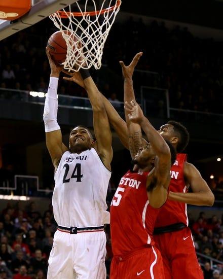 Houston vs. Cincinnati - 2/15/18 College Basketball Pick, Odds, and Prediction