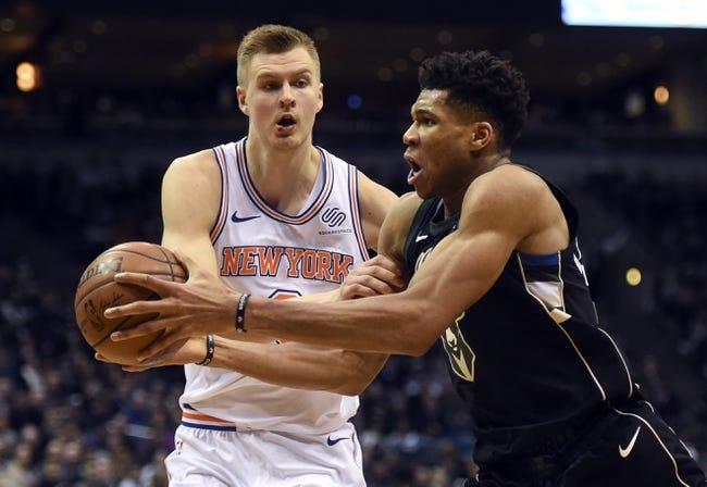 New York Knicks vs. Milwaukee Bucks - 2/6/18 NBA Pick, Odds, and Prediction