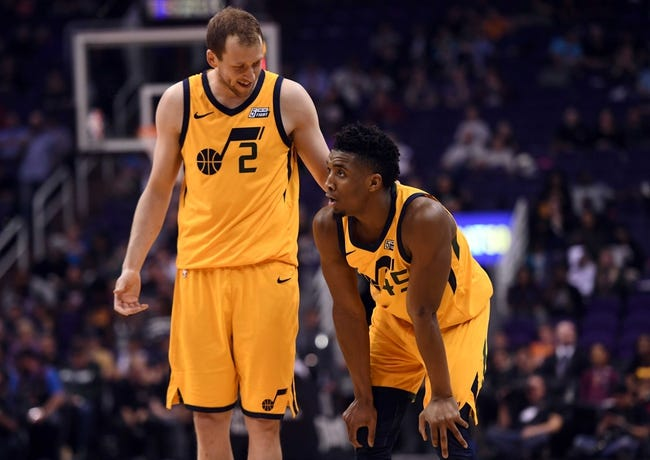 NBA | Phoenix Suns (18-40) at Utah Jazz (29-28)