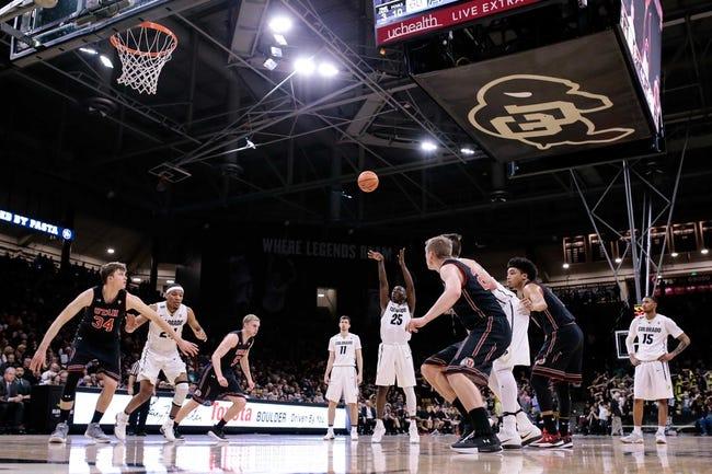 Utah vs. Colorado - 3/3/18 College Basketball Pick, Odds, and Prediction