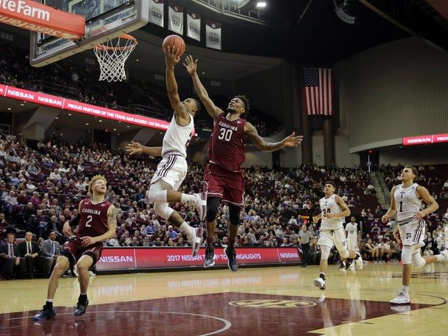 NCAA BB | Texas A&M at South Carolina
