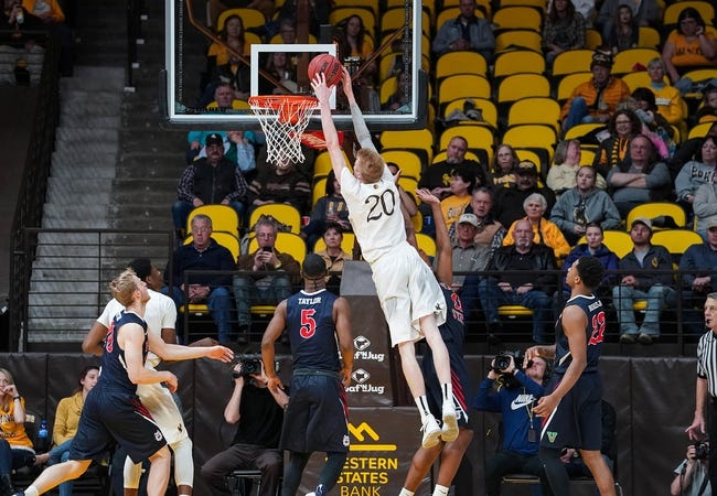 Wyoming vs. Utah State - 2/7/18 College Basketball Pick, Odds, and Prediction