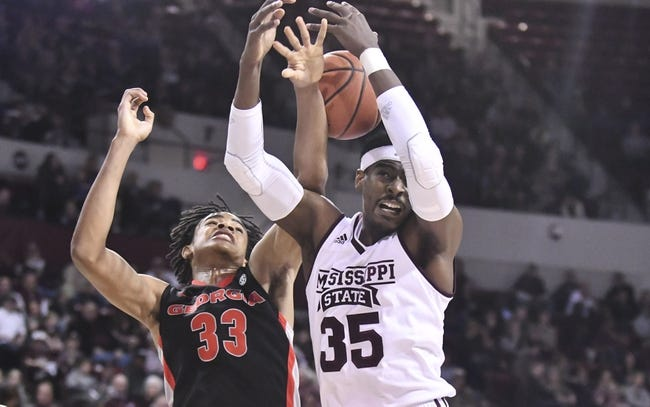 NCAA BB | Mississippi State at Georgia