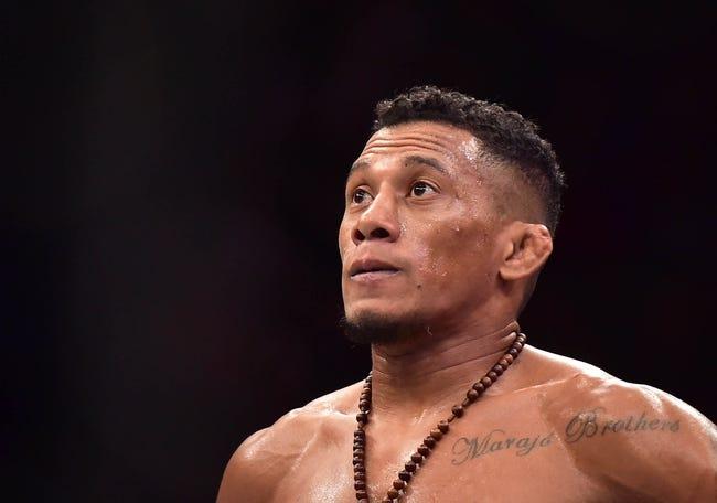 Iuri Alcântara vs Cory Sandhagen UFC Pick, Preview, Odds, Prediction - 8/25/18