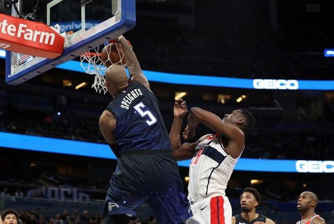 Orlando Magic vs. Washington Wizards - 4/11/18 NBA Pick, Odds, and Prediction