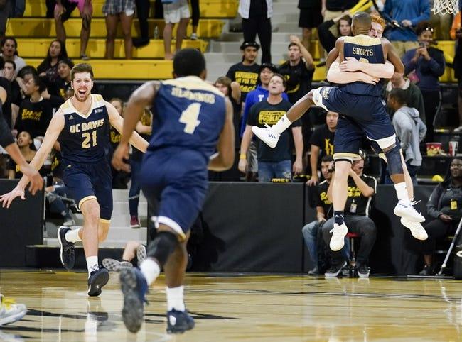 UC Davis vs. UC Riverside - 3/8/18 College Basketball Pick, Odds, and Prediction