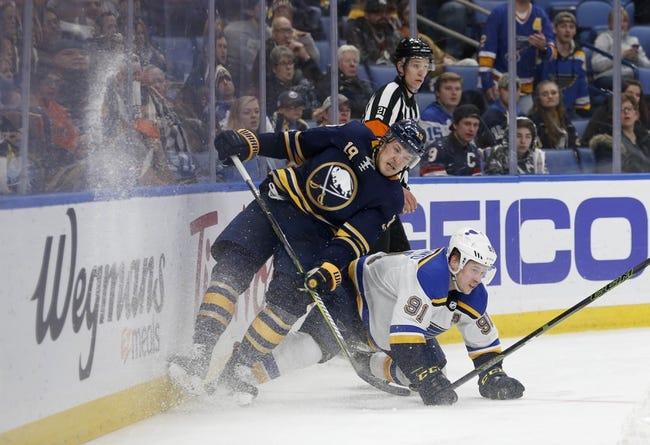 NHL | St. Louis Blues at Buffalo Sabres