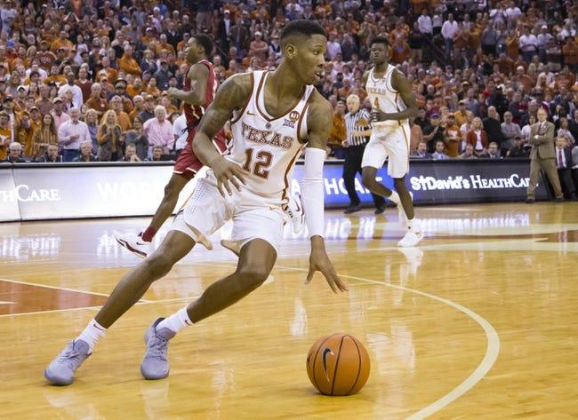 Oklahoma vs. Texas - 2/17/18 College Basketball Pick, Odds, and Prediction