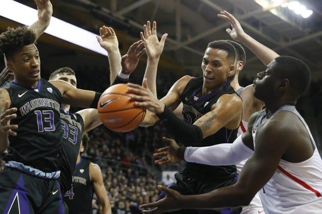 Washington vs. UC-Santa Barbara - 12/2/18 College Basketball Pick, Odds, and Prediction