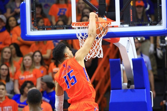 Boise State vs. Nevada - 2/14/18 College Basketball Pick, Odds, and Prediction