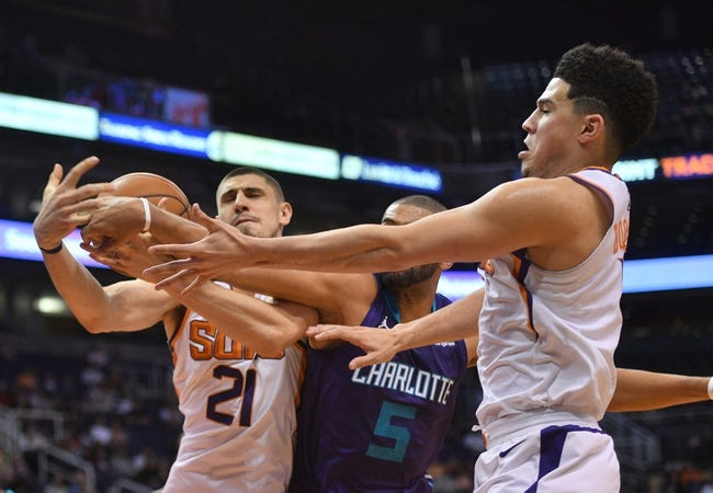 Charlotte Hornets vs. Phoenix Suns - 3/10/18 NBA Pick, Odds, and Prediction