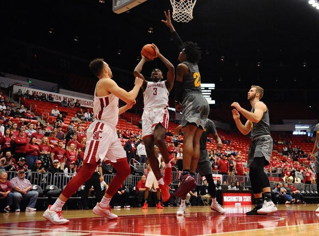 NCAA BB | New Mexico State Aggies (9-3) vs. Washington State Cougars (7-4)